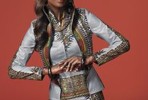 Afrika-klær