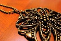 украшения из змеек