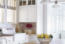 kitchen ideas / by Evan Rowbottom