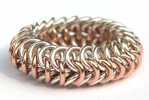 Chainmaille rings