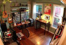 Her home / Living / studio
