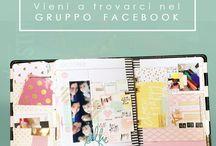 Scrappin'planner / scrappinplanner.blogspot.it