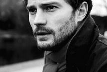 Jamie Dornan... I have a problem... / A substitute for posters on my bedroom wall. / by Hailea Verduga Fiona