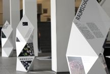 Signage & Exhibition Design - Communication & Environmental