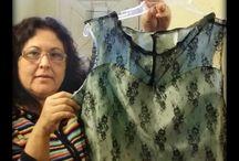 sewn stuff / by Rebecca Shook