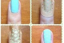 Nails / by Cheryl Sampson