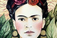 illustrations-i miei miti :-) / Studi per le CALAMITICHE Frida-Palma-Peggy-Ziggy-Buster-Andy-Jean Michel-Vivienne-Patty-Mary Poppins-Kurt-Tamara-Luisa-Amy