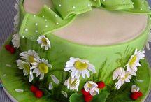 torty z kwiatami