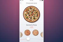 UI_food / ui mobile design - apps connected with food