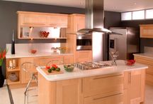 Worktops / The choice for top worktops is never to be taken lightly, or with impunity. Every kitchen owner desires the best environment to do their daily chores. The objective is to create a place that will the make work easier to achieve.