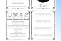 Unicorn Handwriting Practice - Little Learner Workbooks