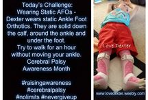 Cerebral Palsy Awareness Month / Raising awareness of living with quadriplegic cerebral palsy. nonverbal spastic dystonic cortical vision impairment