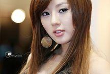 Hwang Mi Hee / *Hwang Mi Hee (황미희) *21/01/1982 *174cm-51kg *86-61-86