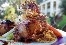 Recipes from Houmas House Restaurants