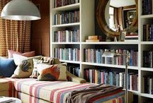 Reading space / about books and how to create a perfect place to read them