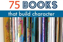 Kids Books / by Planning With Kids