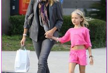 Heidi Klum and Leni Klum / Heidi Klum and Leni Klum by http://www.wikilove.com