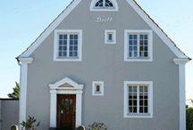 måla om huset