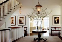 Foyers & Entryways / by Katie M