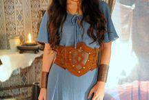 vestidos hebreo