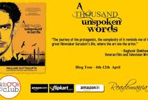 A Thousand Unspoken Words  by  Paulami Duttagupta / A Thousand Unspoken Words  by  Paulami Duttagupta