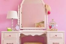 Girls bedrooms / For hattie and tabs