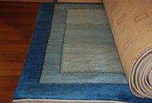 Designteppiche - Design carpets / Handgeknüpfte Designteppiche