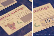 Scratch sale cards