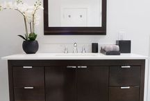 Bathroom Design 126 / Modern bathroom design from southern California bathroom remodeler One Week Bath.