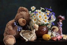 Pour l'amour des nounours`•. ¸ ¸. ☆