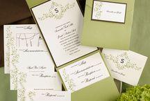 Pocket Wedding Invitations / by InvitesWeddings