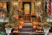 Fall/Halloween Decorating