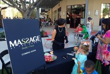 Halloween 2014 / Pre-Grand Opening Massage Sway Promotion at the Domain