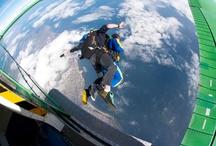Aerial Activities • Australian Adventure / Sky Diving, Parachuting, Ballooning, Hang Gliding, Flying / by Visit Australia