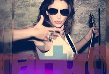 Salerno Sabrina è tornata! con il suo nuovo singolo Colour Me.agenzia MadeinBologna email-agenzia.rudypizzuti@libero.it