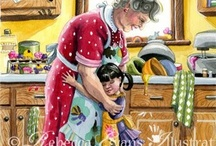 Granny Chic / by Shelly Dillon