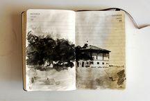 Sketchbook / by Emily Bartos