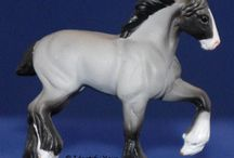 Horse collection (Other Breyers, CollectA) / My horse collection (Other Breyers that does not fit in the first two folders) The pictures in here are always changing as I sell old models or get new ones :)