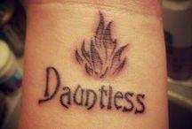 Tattoos / by Sam Gush