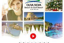 Navidad en Oliva Nova / Felices fiestas