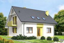 Domy tradycyjne / Zdjęcia, wizualizacje i projekty domów w stylu tradycyjnym