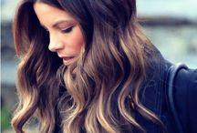 cabelos inspiração