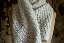 Scarf/ cowl patterns / by Gemma Gallant