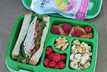 Lunch Ideas for Kids / From Bento Box meals, to homemade snacks and everything in between