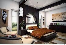 Bedrooms / by Renee Michelle