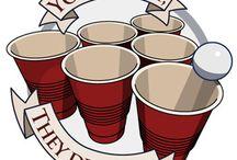 beer pongg