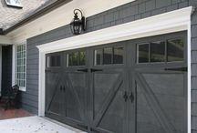 fasade garasje