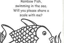 Regnbuefisken