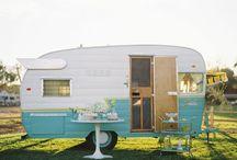 Cool Caravans / by Vicki Sleet