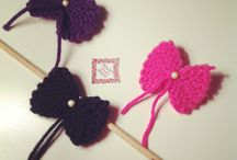 Knitted Pins